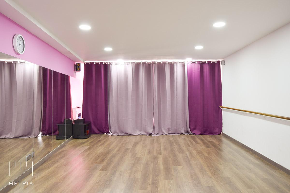 Reforma de Academia de Baile