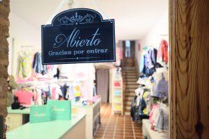 Tienda de ropa infantil «Piruleta»